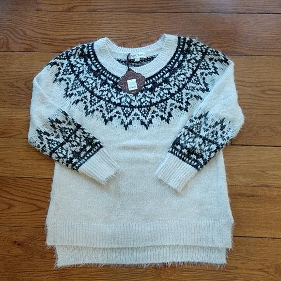 Knox Rose Sweaters - Super Soft Fair Isle Sweater